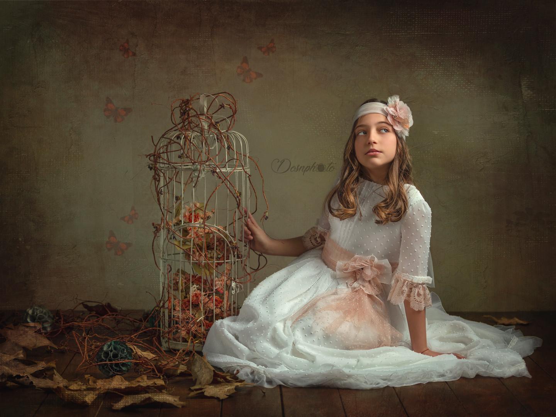 fotografo-comunión-romántico-hospitalet-mariposas-original-2nphoto