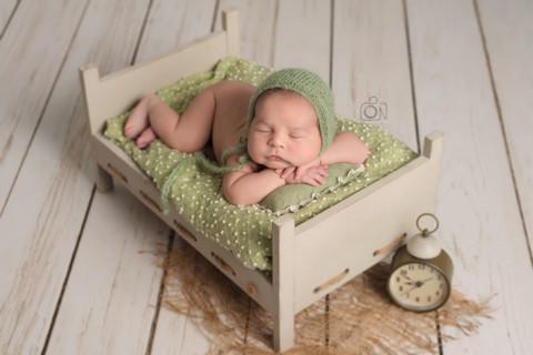 Sesión Recién Nacido o Newborn